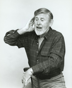 Ewan MacColl (by Chris Taylor)