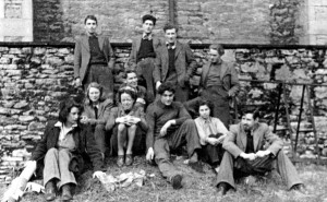 Theatre Workshop Co, Kendal 1945